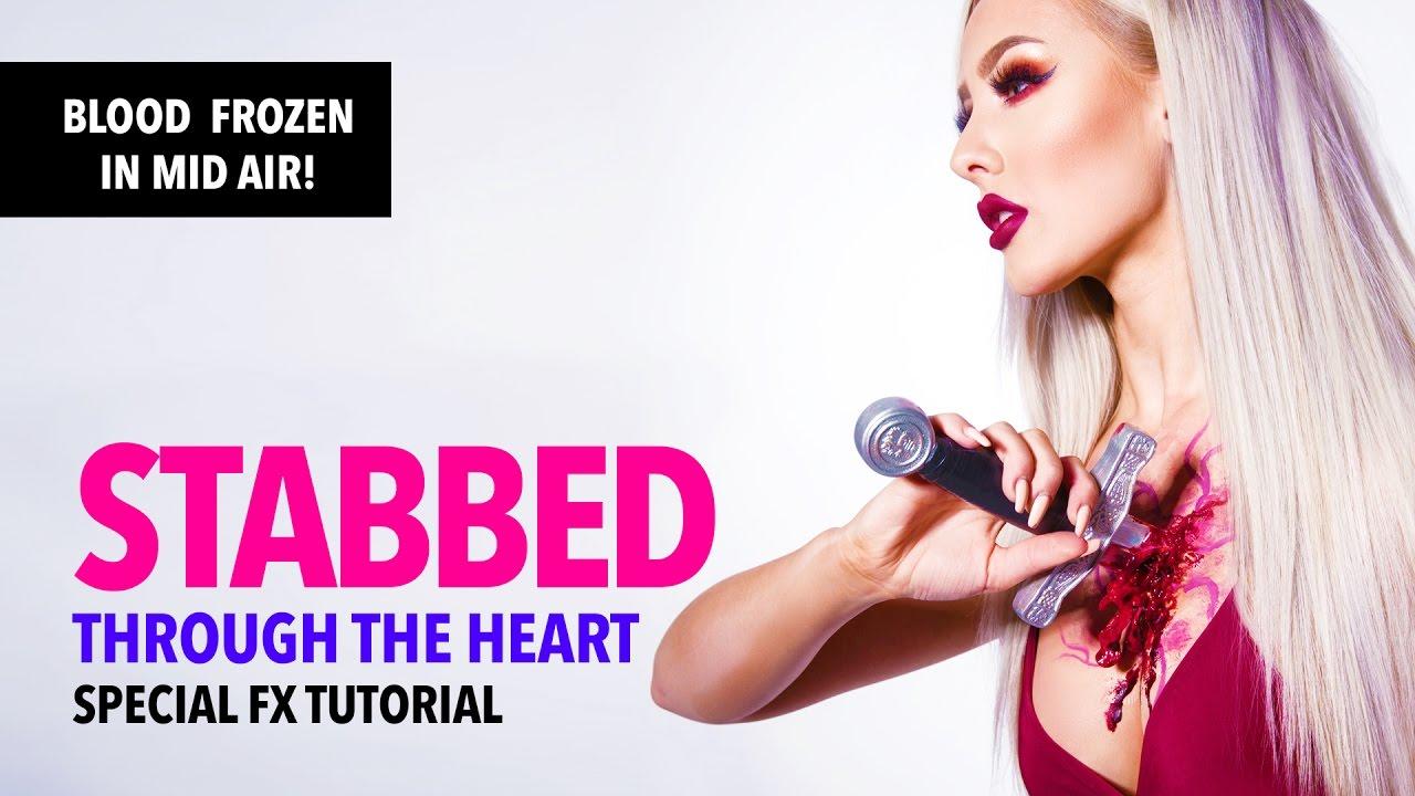how to make fake heart