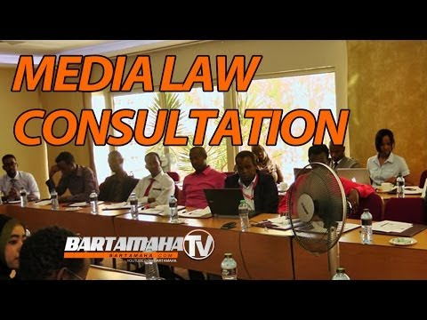 Consultation on the Draft Somalia Media Law (Nairobi,Kenya)
