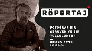 Gambar cover Fotoğrafçı Mustafa Seven'e sorduk! #fotoğraf