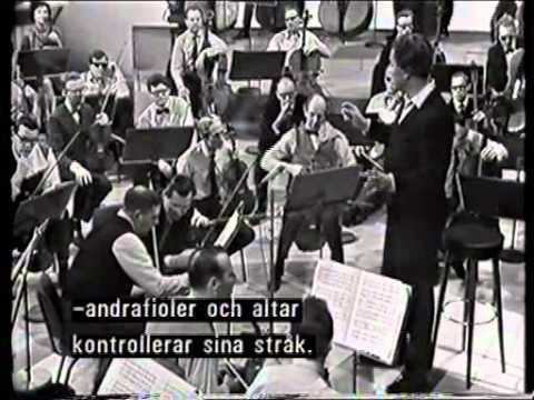 Celibidache rehearsing Bolero by Ravel 1965 with The Swedish Radio Orchestra.mp4
