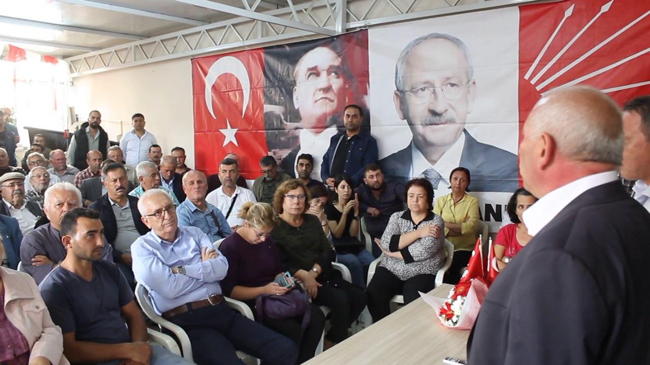 Cumhur Şener aday adaylığını açıkladı