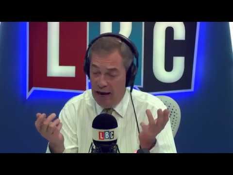 Nigel Farage on Catalonia Independence & University Anti-Brexit Bias