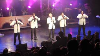 """Temptations Medley"" - Sweet Soul Music Revue - Deutsches Theater München"