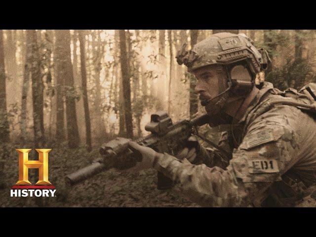 SIX: History Previews New Navy SEALs Drama Series - canceled