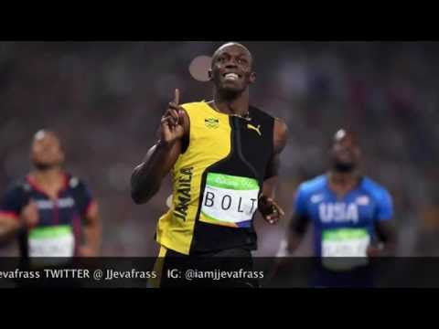 Popcaan - World Cup (We Still A Win) Usain Bolt Dub Style - August 2016