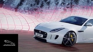 jaguar f type svr   all wheel drive awd