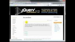 видео Отличная верхняя панель для Joomla 2.5/3.0