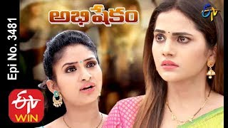 Abhishekam | 11th March 2020 | Full Episode No 3481 | ETV  Telugu
