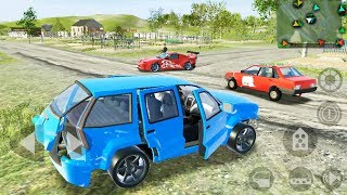 MadOut Car Parking Simulator Multiplayer - Android Gameplay FHD