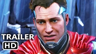 PS4 - Injustice 2 Story Trailer # 3