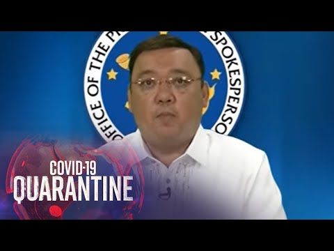 Presidential Spokesman Roque holds press briefing (4 June 2020) | ABS-CBN News