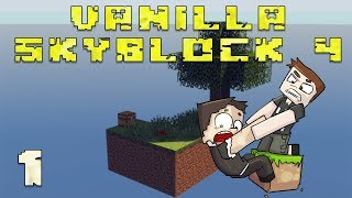 Perfect Start! - Simply Awesome Vanilla Skyblock 4 Ep 1 (Minecraft 1.13)