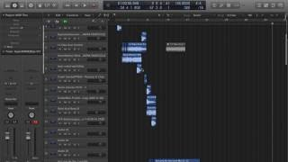 Logic Pro X How To Learn to Remix
