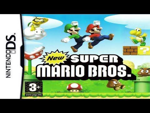 [LONGPLAY] NINTENDO DS - New Super Mario Bros All Star Coins (HD, 60FPS)