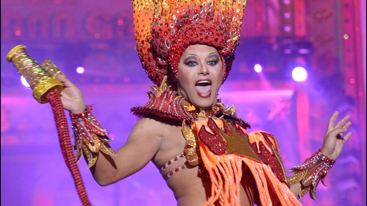 Fotos concurso de disfraces carnaval las palmas de gran for Concurso de docencia 2016