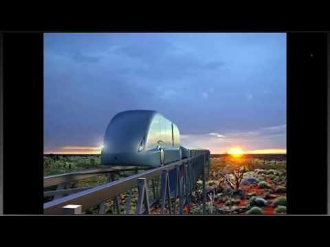 SkyWay - review technology sixth economic structure