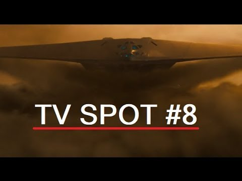 """Godzilla: King of the Monsters TV Spot """"They're Everywhere"""" HD 1080p"""