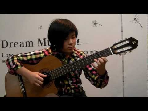 Wind song- played by Kangho Lee