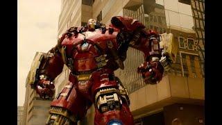 Iron man vs Hulk    fight scene    Avengers age of ultron    tamil    Fantasy Time