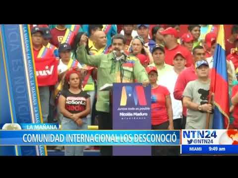 Venezuela: un año de dudosos comicios