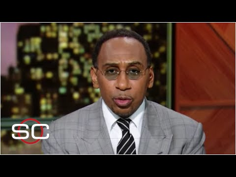Stephen A. Smith wasn't surprised NBA players decided to resume 2020 playoffs | SportsCenter