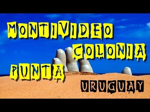 Punta Del Este, Montevideo e Colonia - Uruguay