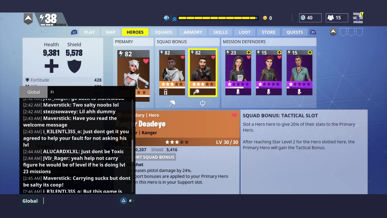 Fortnite global chat fight youtube fortnite global chat fight ccuart Image collections