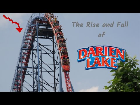 The Rise And Fall Of Darien Lake: Darien Lake's History