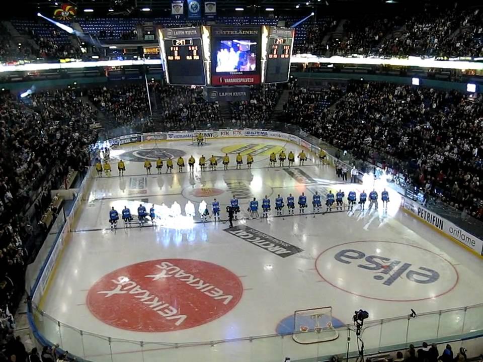 Suomi Ruotsi Karjala Turnaus