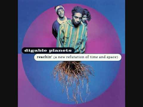 Digable Planets - La Femme Fetal