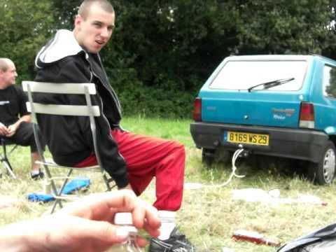 La chaise volante riec sur belon youtube for Chaise volante