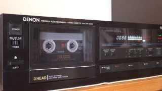 Old But Cool Audio / DENON Cassette Deck DR-M25HX