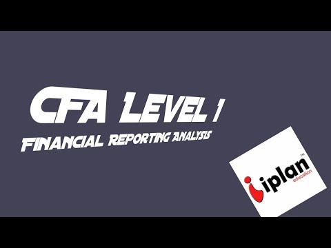 CFA level 1 | Financial Reporting Analysis | Non-Current Lia