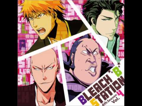 Bleach B Station 4th Season Vol 4 Sho Hayami on the Air Part 1