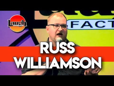 Russ Williamson | Waiting Tables and Bubba Gump | Laugh Factory Chicago Stand Up Comedy