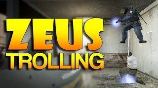 CS:GO - Zeus Trolling! #4