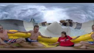 Wild Wadi Waterpark  Burj Surj 360 Video