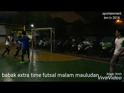 Babak Extra Time Futsal Malam Mauludan Bmtv2018. Cinderella One For Rock N Roll Cover