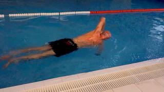 Плавание. Урок- 64 . Упражнения  для  кроля.
