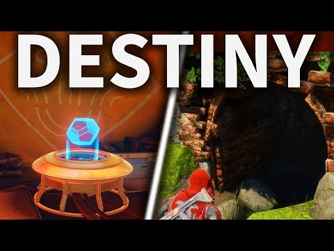 Destiny 2: THE FARM - SECRET EASTER EGGS, XUR SPAWNS & Hard To Get To Places (The Farm Gameplay)
