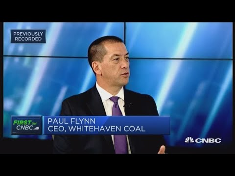 Asia Is The 'center Of The Universe' For Coal Growth: Whitehaven Coal CEO | Capital Connection
