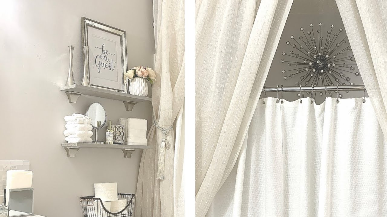 bathroom tub shower decorating ideas guest bathroom