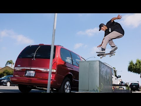 Rough Cut: DC Shoes x Sk8mafia's