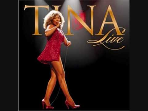 "★ Tina Turner ★ It´s Only Rock And Roll With Lisa Fischer ★ [2009] ★ ""Tina Live"" ★"