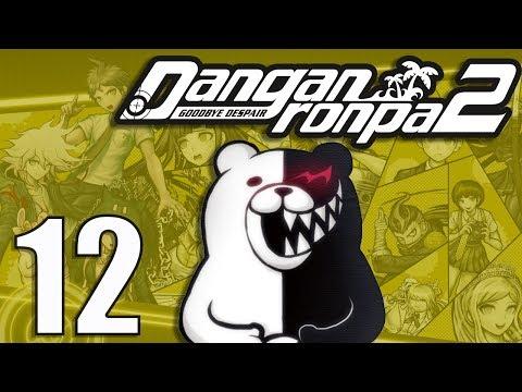 Danganronpa 2: Goodbye Despair -12- The Trial Begins