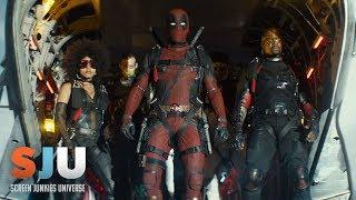 The New Deadpool 2 Trailer Is Here! Let's Break It Down! - SJU