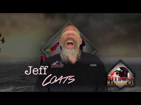Long Line & Long Lining Decoys VLOG #008 November 30th 2016 Jeff Coats Pitboss Waterfowl Bufflehead