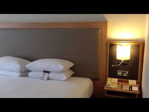 The Doubletree by Hilton Hotel in Dublin - my recently renovated room