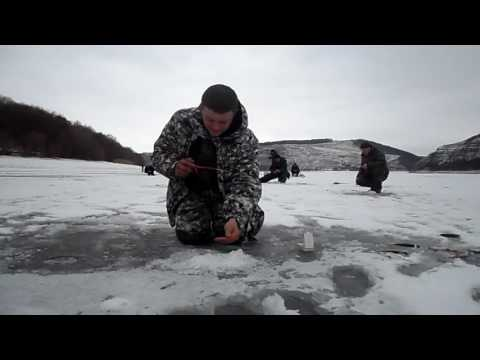 зимняя рыбалка на плотву - 2016-08-25 20:34:59