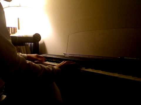 Open Arms by Journey (piano cover)
